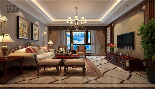 (2)理清客厅电路需求:电视,电话等弱电线路,照明线路,空调