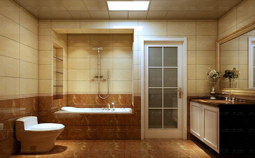 新中式-卫生间 转自:http://blog.163.图片